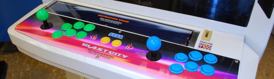 arcade-tutorials – die Retro Arcade Site