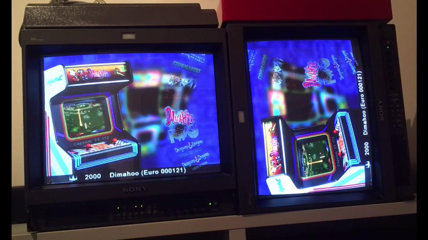 HowTo: Arcade Frontend AttractMode für GroovyMAME