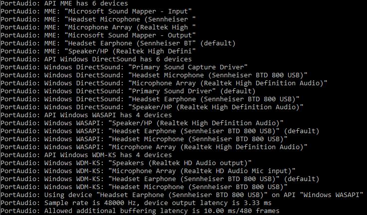 Update: GroovyMAME mit Portaudio Implementierung